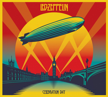DVDrecensie Celebration Day van Led Zeppelin