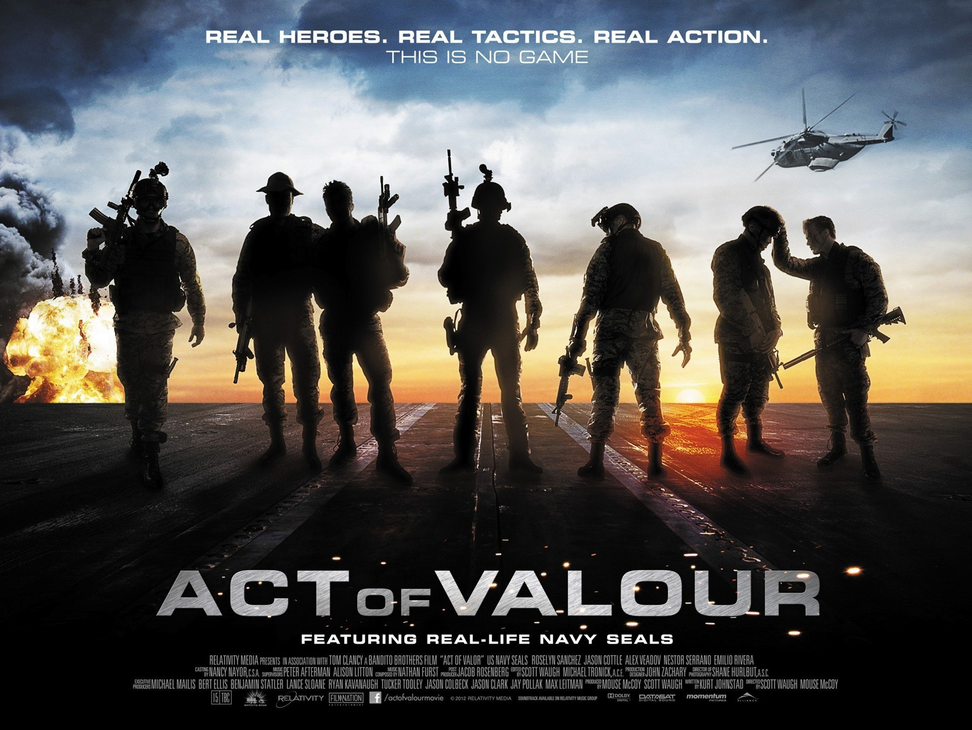 Fil the act of valor