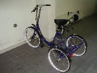 driewielfiets Diamond