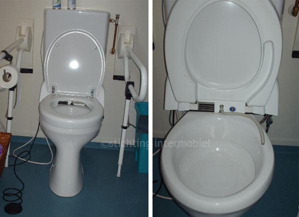 Ouderwetse Stortbak Toilet : Toilet aanpassingen stichting intermobiel